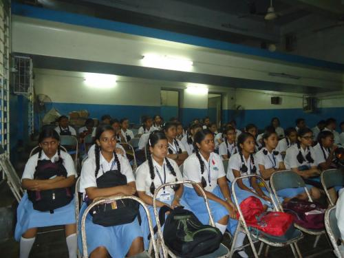 SI Calcutta-Participants of Legal Awareness Programme